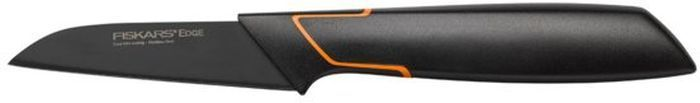 Нож Fiskars Edge для очистки овощей, лезвие 8 см прямое