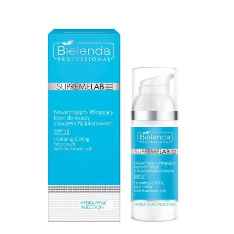 HYDRA-HYAL2 Увлажняющий лифтинг-крем для лица с гиалуроновой кислотой SPF 15, 50 мл