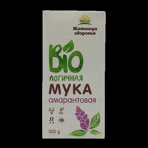 Мука из семян амаранта ЖИТНИЦА ЗДОРОВЬЯ, 300 гр