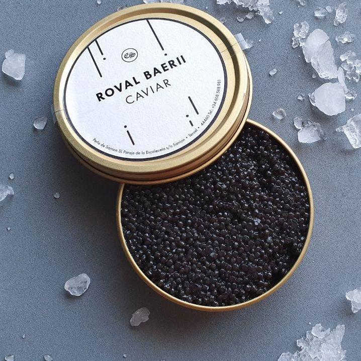 Black caviar 250 g