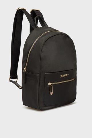 Женский черный рюкзак TJW CAMPUS BACKPACK Tommy Hilfiger