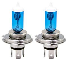 Галогенные лампы MTF Light TITANIUM H4 100/90W