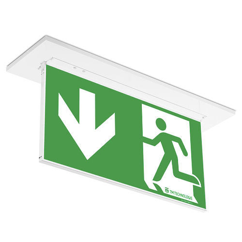 Указатель пути эвакуации в помещении ONTEC-PP TM Technologie