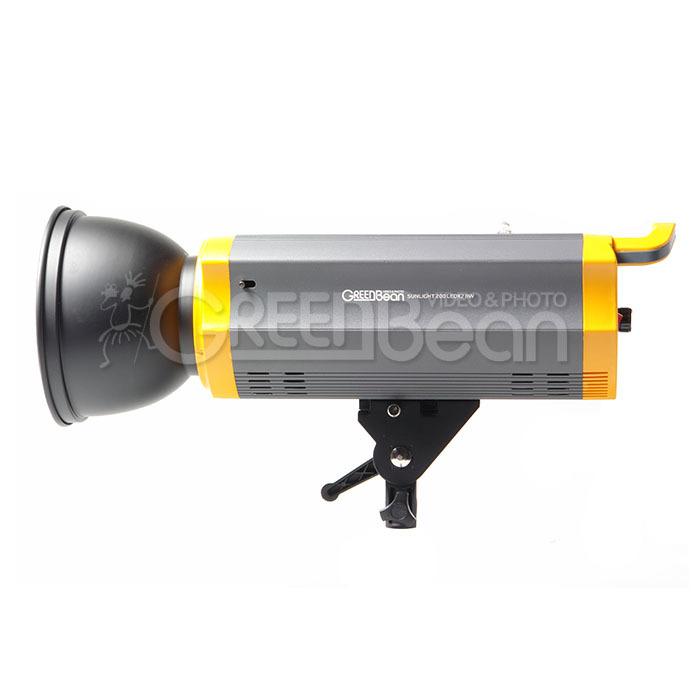 GreenBean SunLight 200 LEDX2 BW