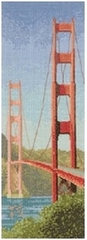 Heritage Золотые ворота моста (Golden Gate Bridge)