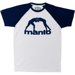 Футболка Manto Raglan Navy