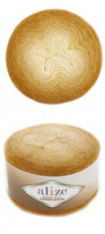 Alize Angora gold ombre batik 7358, фото