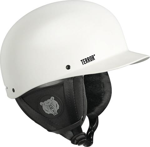 Шлем TERROR - CRANG HELMET WHITE