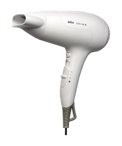 Фен Braun Satin Hair 3 PowerPerfection HD 380, 2000 Вт, белый