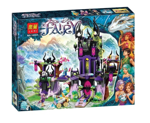 Конструктор Fairy 10551 Замок теней Раганы