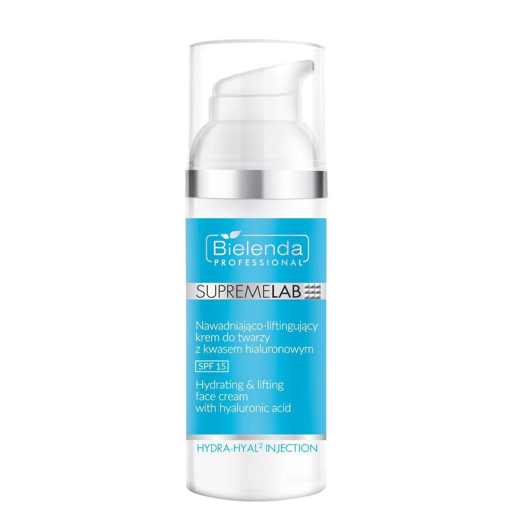 HYDRA-HYAL2 Увлажняющий лифтинг-крем для лица с гиалуроновой кислотой SPF 15, 50 мл.