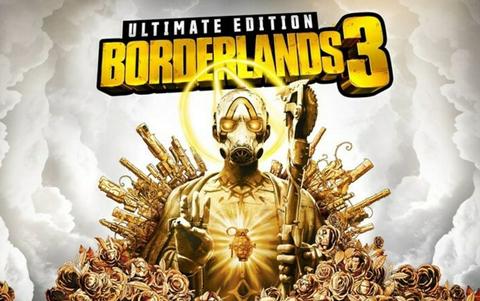 Borderlands 3: Ultimate Edition (Steam) (для ПК, цифровой ключ)
