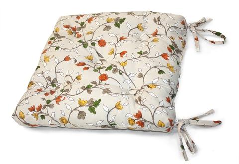 Подушка на стул Лаура бежевый