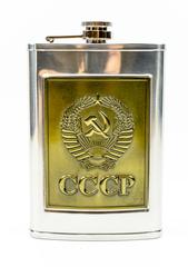 Фляжка «СССР», 270 мл, фото 2