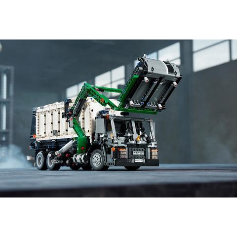 LEGO Technic: Грузовик Mack Anthem 42078 — Mack Anthem — Лего Техник