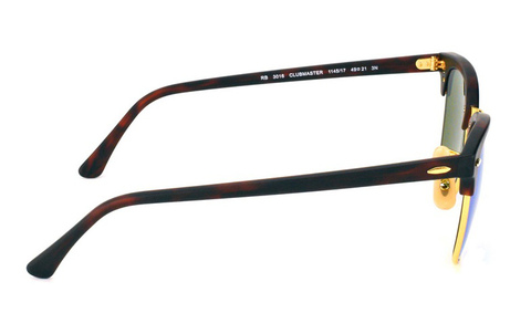Clubmaster RB 3016 1145/17 Flash Lenses