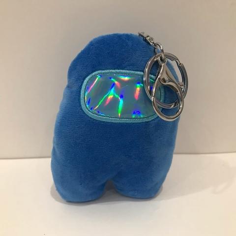 Брелок амонгаст синий