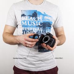 Переходное кольцо М42 для Nikon (с линзой)