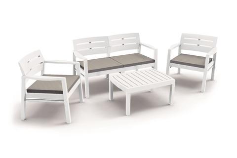 Набор мебели «ЯВА» из пластика