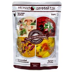 Суп-пюре грибной 'Фабрика здоровой еды', 300г