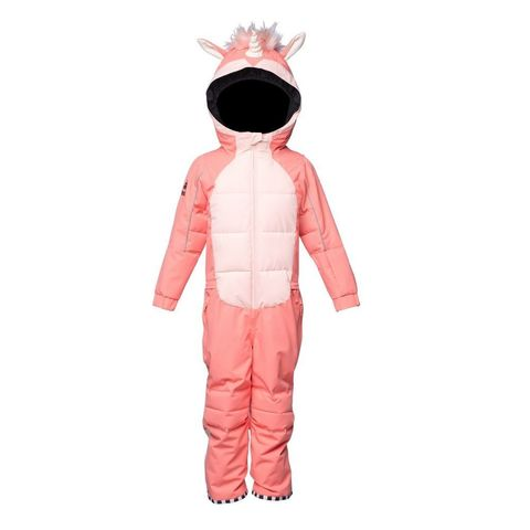 Комбинезон WeeDo Unicorn (светлый-розовый)