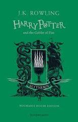 Harry Potter and the Goblet of Fire - Slytherin Ed (HB)