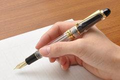 Перьевая ручка Pilot Custom 823 (демонстратор)