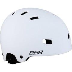 Велошлем BBB Billy белый матовый