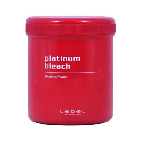 Lebel Platinum Bleach - Обесцвечивающий порошок для волос