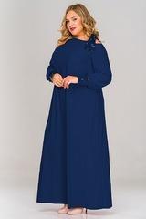 Платье вечернее свободное 1517502