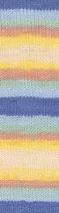 6539 (синий, голубой, мята, терракот,желт., экрю)