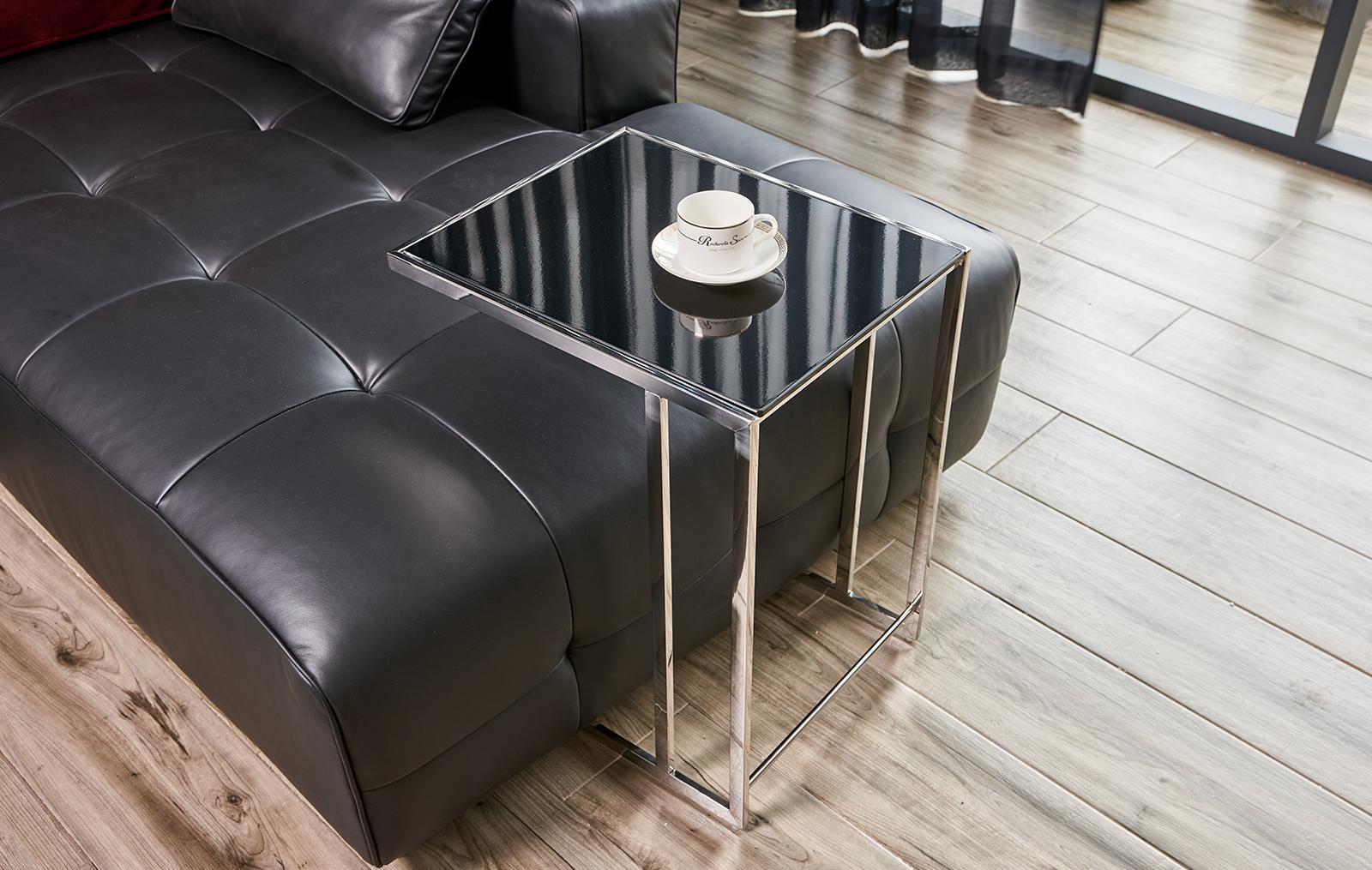 Стол журнальный J015 черный