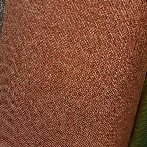 Портьеры блэкаут рогожка терракотовая оптом. В комплекте - 1 шт. AO/91-15