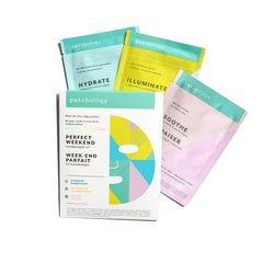 Patchology Набор масок для лица FlashMasque® Sheet Mask: Perfect Weekend Trio