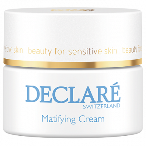 DECLARE Матирующий увлажняющий крем | Matifying Hydro Cream