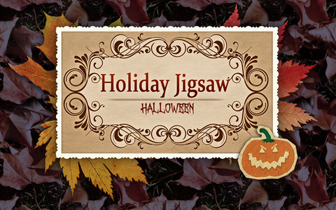 Holiday Jigsaw Halloween (для ПК, цифровой ключ)