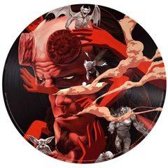 Виниловая пластинка. Hellboy. Original Motion Picture Soundtrack. Limited Edition (2019)