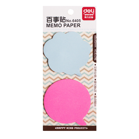 Стикеры Notes Pink and Blue