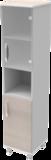 Шкаф медицинский общего назначения 1.01 тип 2 АйВуд Medical Office