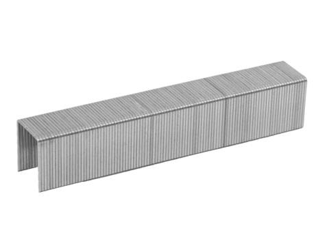 ЗУБР 10 мм скобы для степлера узкие тип 53, 1000 шт