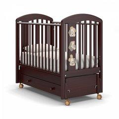 Детская кровать Макс махагон