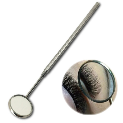 Зеркало для наращивания ресниц