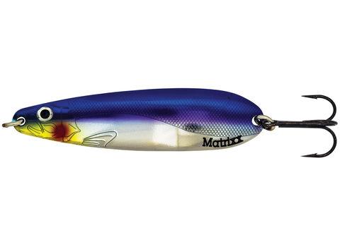 Блесна Blue Fox Matrixx Spoon №4, цвет BS, арт. BFMX4-BS