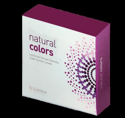 Solotica Natural colors Crystal