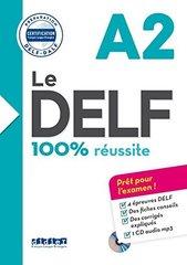 Nouveau DELF A2 Livre + CD