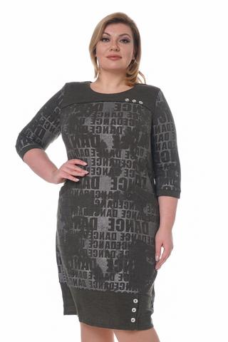 Платье-4324