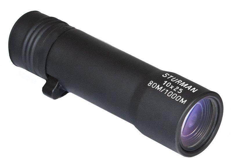 Монокуляр STURMAN 10x25 - фото 1