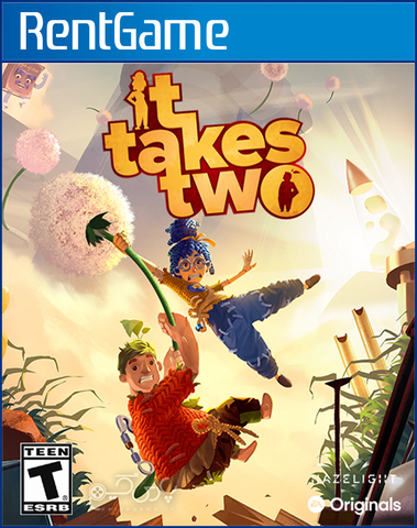 It Takes Two PS4 | PS5