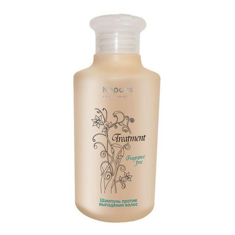 Шампунь против выпадения волос,Kapous Treatment, 250 мл