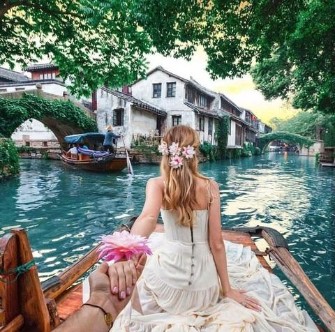 Картина раскраска по номерам 40x50 Следуй за мной по реке (арт. PH9262)